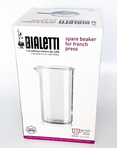 SZKŁO BIALETTI DO FRENCH PRESS 1,5 L