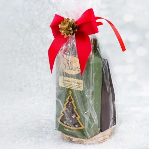 Zestaw świąteczny Herbata i Ciasteczka korzenne